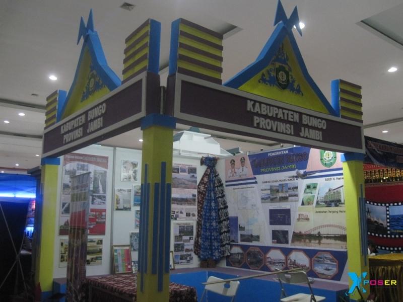 Portable Exhibition Booth Design : Xposer expo